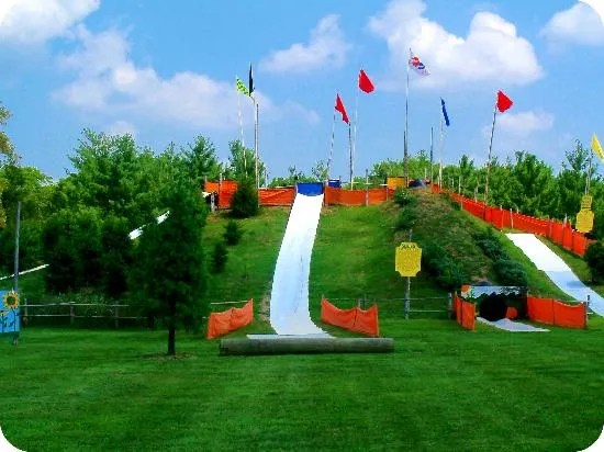 Backyard Hill Slide : Kid?s Attractions in Your Backyard ? MD, DC, and NoVA