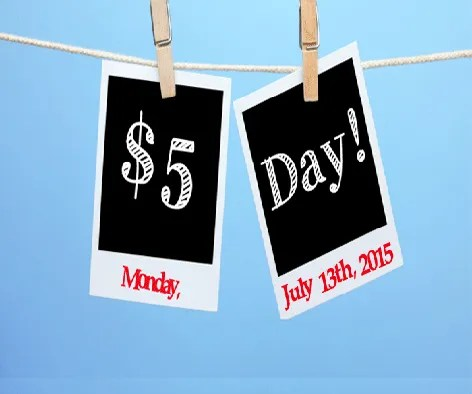 Pirate Adventures $5 Day 2015