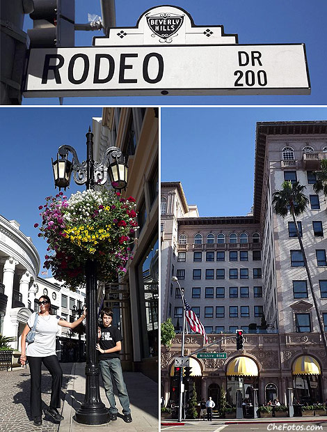 Rodeo Drive - Los Ángeles
