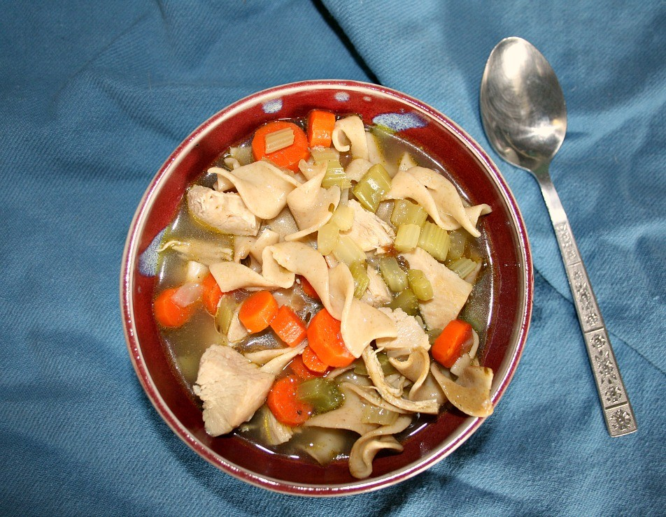 Chicken Noodle Soup for Everything