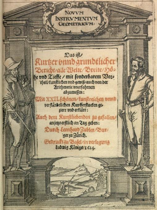 zubler-novum-instrumentum-1614-title-page-color