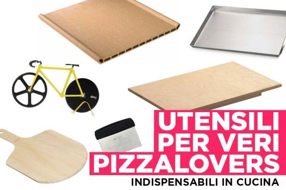 Gli utensili per fare la pizza a casa se sei pizzalovers - Utensili indispensabili in cucina ...