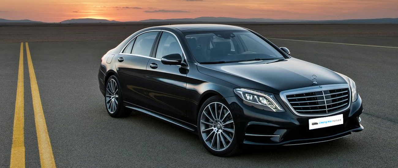 commercial image of benz s class ultimate luxurious car for rental _chinese