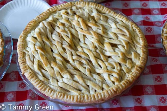 Apple Sugar Pie