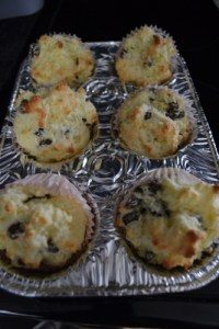 the best gluten free irish soda bread muffins
