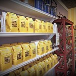 MB Popcorn Lining Shelves