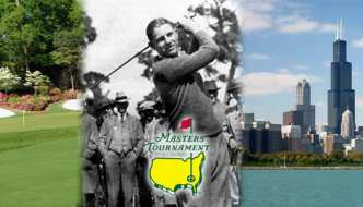 Chicago's Early Connection to the Masters Golf Tournament