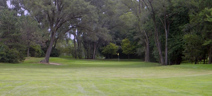 Old Top Farm Golf Course: Pictures, Numbers, and Words