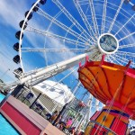 The Navy Pier Centennial Wheel Tour #100YearsOfPier