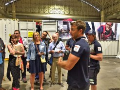 America's Cup Tour with Land Rover BAR Team-1
