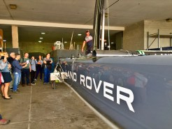 America's Cup Tour with Land Rover BAR Team-2