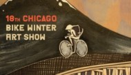 18th Chicago Bike Winter Art Show Opens
