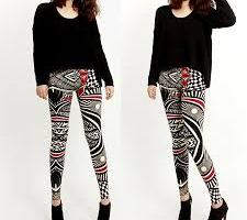 Top 5 outfits with Leggings