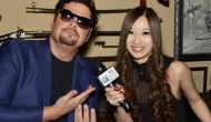 """Mancow"" Muller and Reporter Meilin Jin Just for Fun"