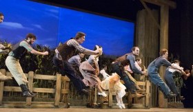 From the Eyes of College Performers: Studying in the Windy City