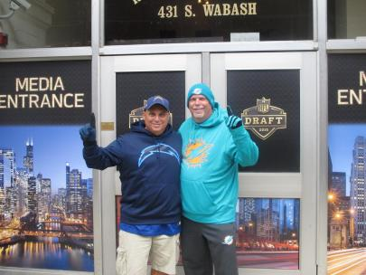 Chicago Hosts 2015 NFL Draft