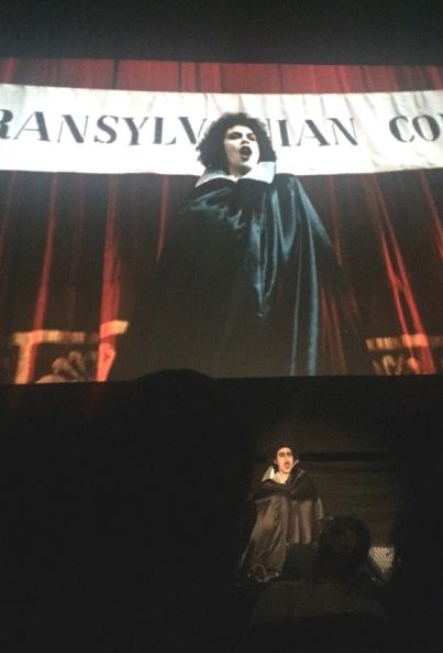 Music Box Theater showcase 'Rocky Horror Picture Show' experience