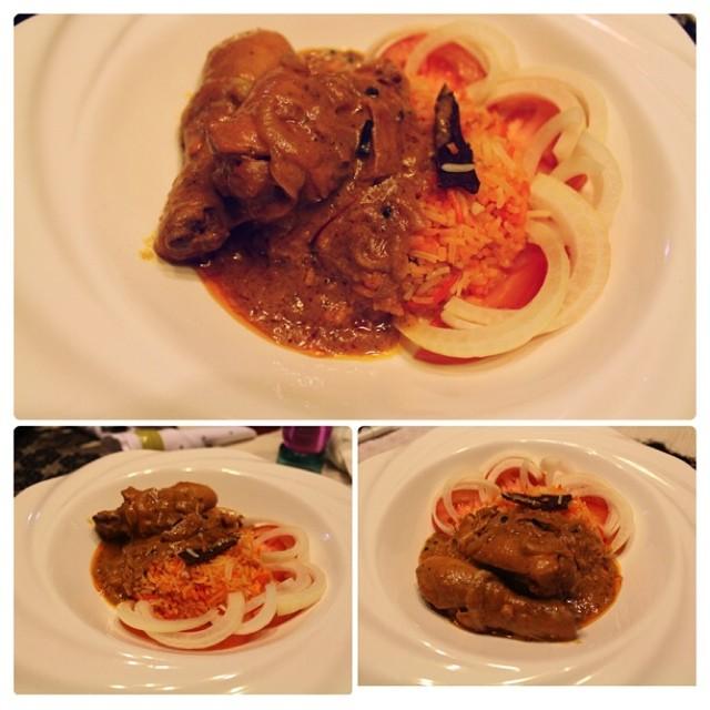 Wendy Chicken Biriyani