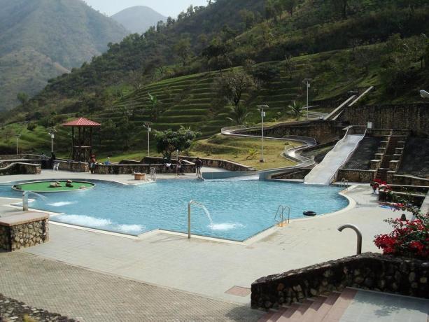 Obudu Mountain Nigeria: A Resort In The Clouds