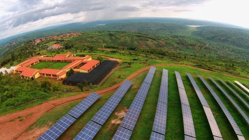 solar power rwanda