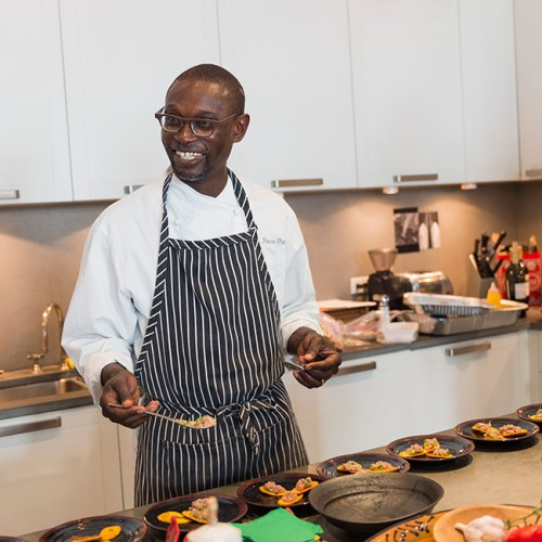 Chef Pierre Thiam: From Street Food to Fine Dining in Lagos