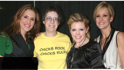 About Chicks Rock Chicks Rule