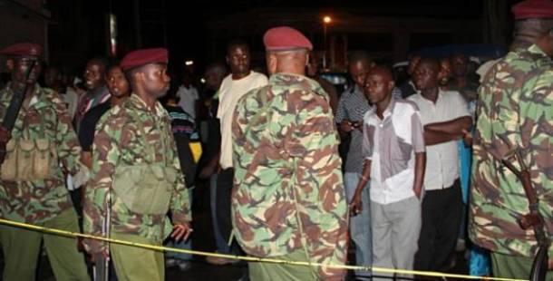Kenyan police assault journalists investigating corruption