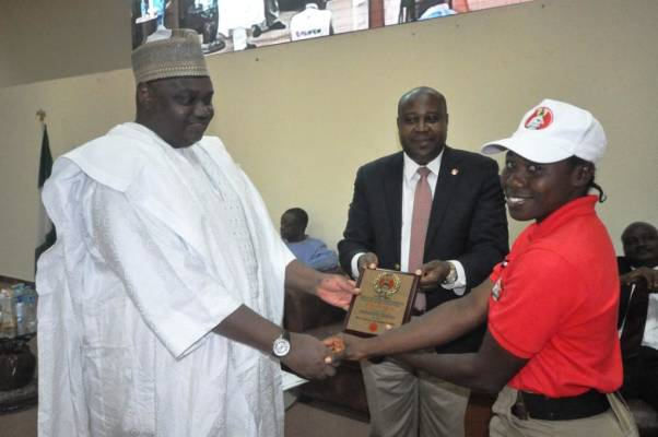Lamorde charges cadets to imbibe EFCC values