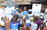 Devatop Centre for Africa Development and UNICEF in partnership with Teenz Global Foundation, BookmySchool, AFRICMIL and others celebrate 2016 World Book Day at IDP camps in Abuja