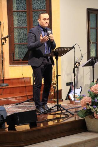 pastore Mattia Ferrara