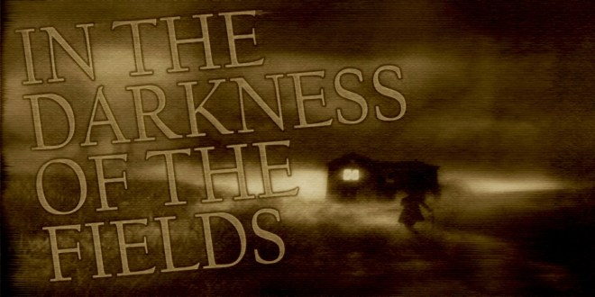 """In the Darkness of the Fields"" by Edward Warren 