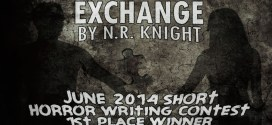 """Exchange"" by N.R. Knight 