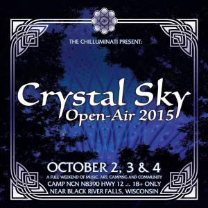 Crystal Sky Open-Air 2015