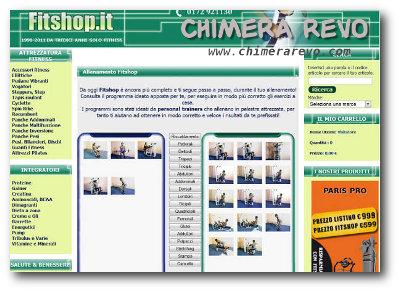 Fitshop crea la tua scheda di allenamento direttamente online for Crea la tua planimetria online