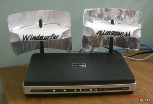 parabole wifi