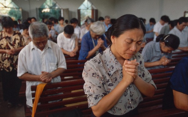 chinese christians 1998 Top 10 Interesting Facts About China