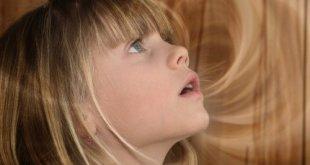 小孩常有超能力,年龄越小能力越强。(网络图片)