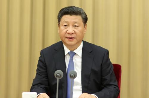 习近平参加《胡锦涛文选》报告会