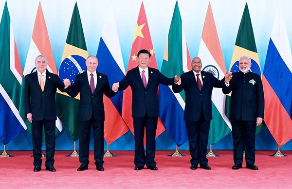 BRICS looks forward to brighter future