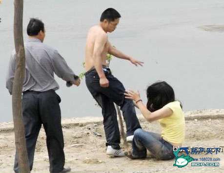 Man beats unfaithful fiancee