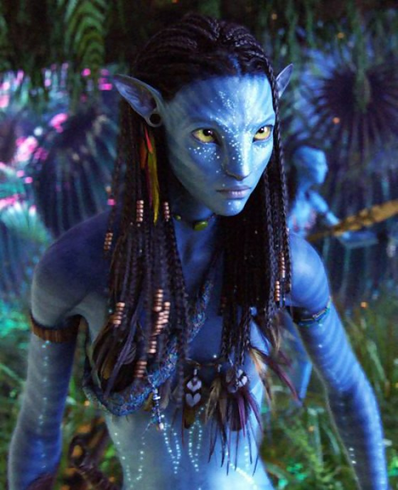 Avatar movie Neytiri
