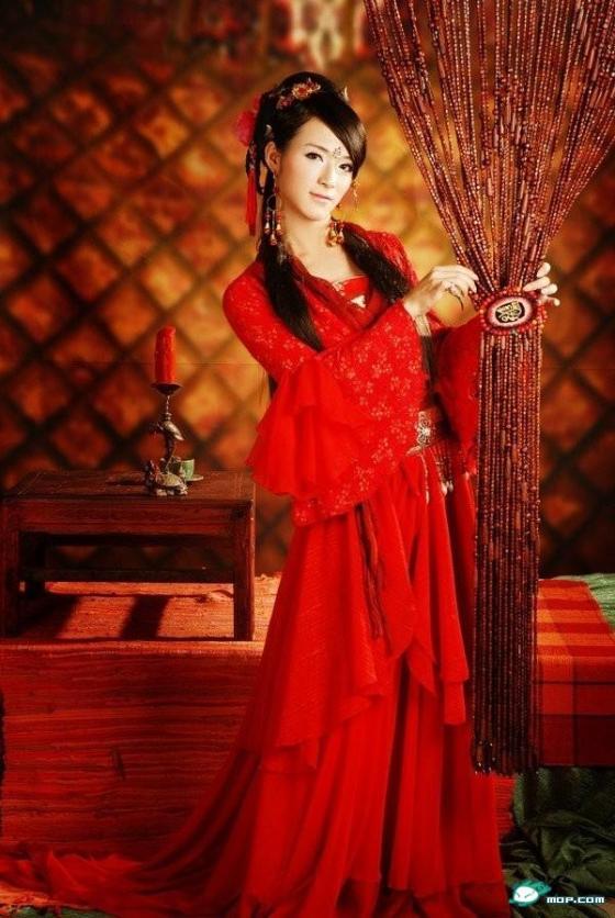 Li Jingcheng red