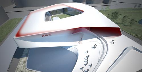 2010 Shanghai World Expo Austria Pavilion
