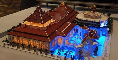 2010 Shanghai World Expo Thailand Pavilion