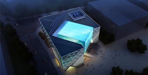 2010 Shanghai World Expo State Grid Pavilion