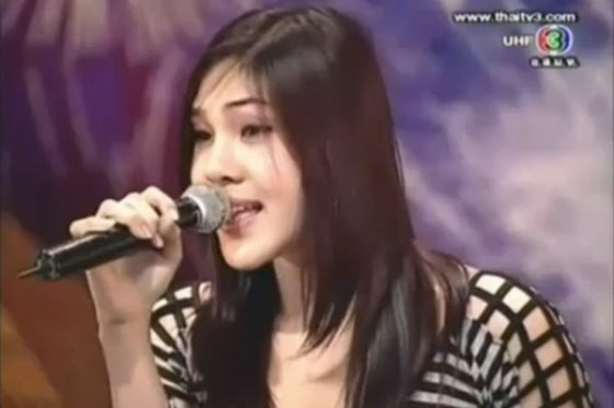 Bell Nuntita singing on Thailand's Got Talent.