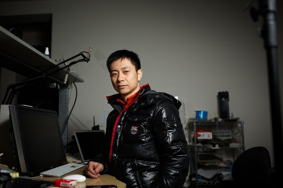 Hu Ge, Chinese internet celebrity and viral video filmmaker.