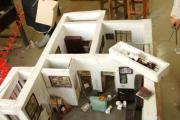 Incredibly detailed scale models made by Chinese art students.