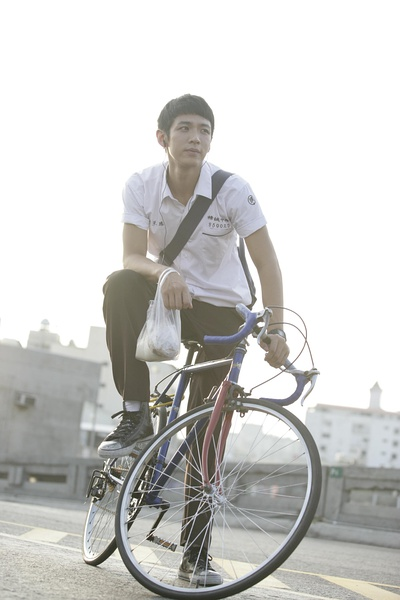 Ke Zhendong from the movie You Are the Apple of My Eye