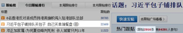 NetEase comment counts.